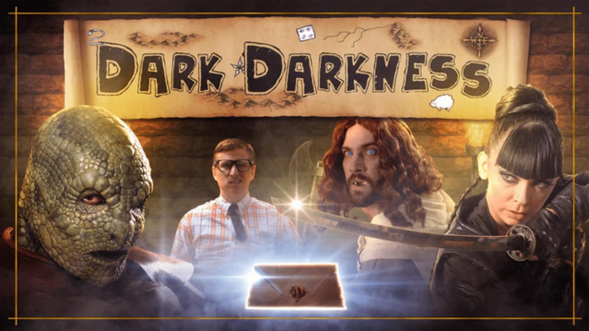 Dark Darkness