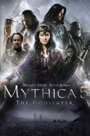 Mythica 5 The Godslayer