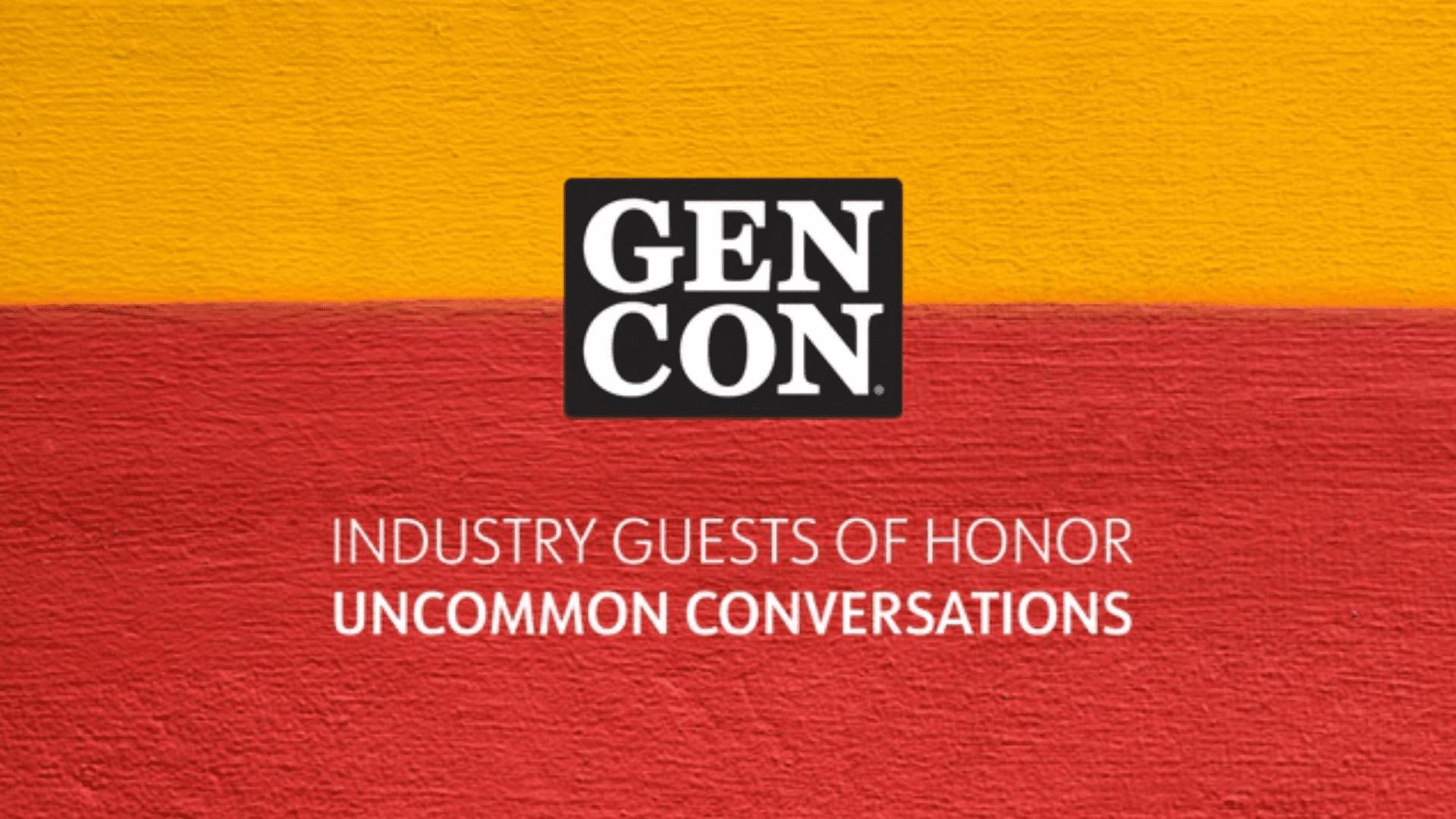 Gen Con Industry Guests of Honor