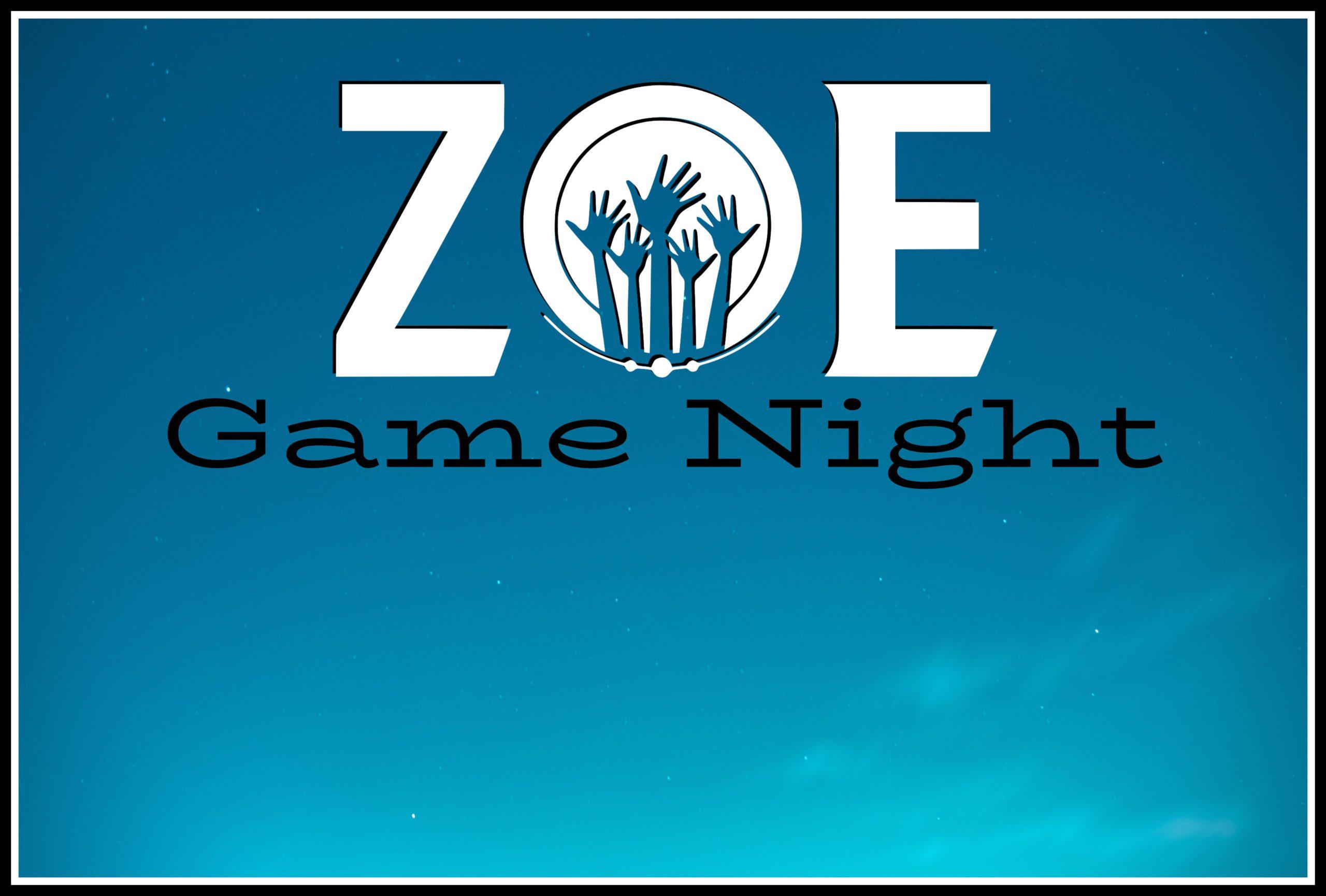 ZOE Game Night