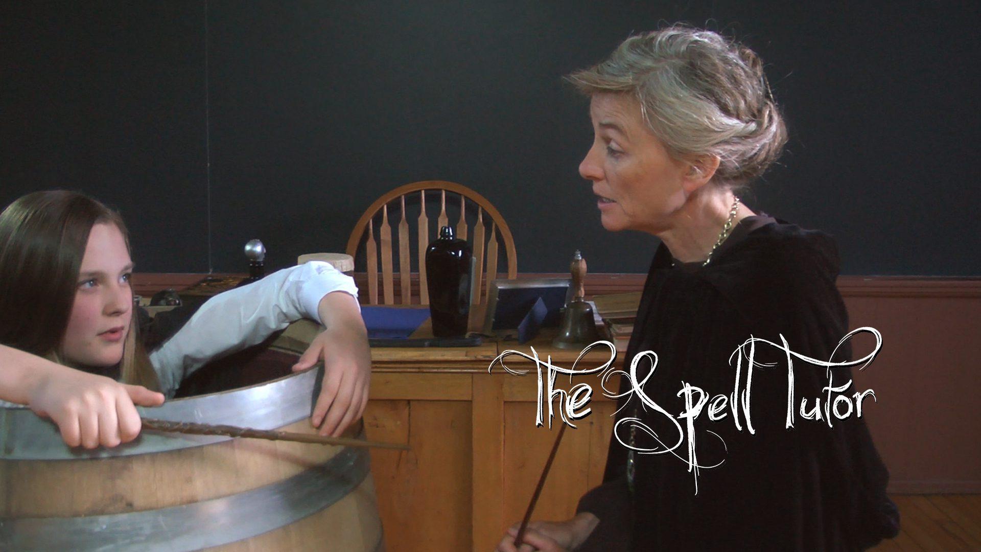 The Spell Tutor Season 01 Episode 01