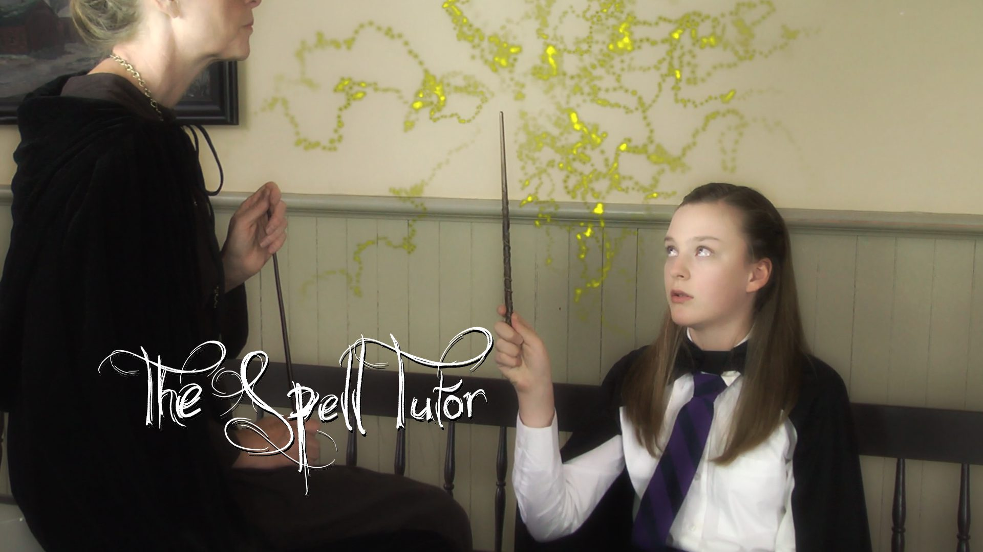 The Spell Tutor Season 01 Episode 05