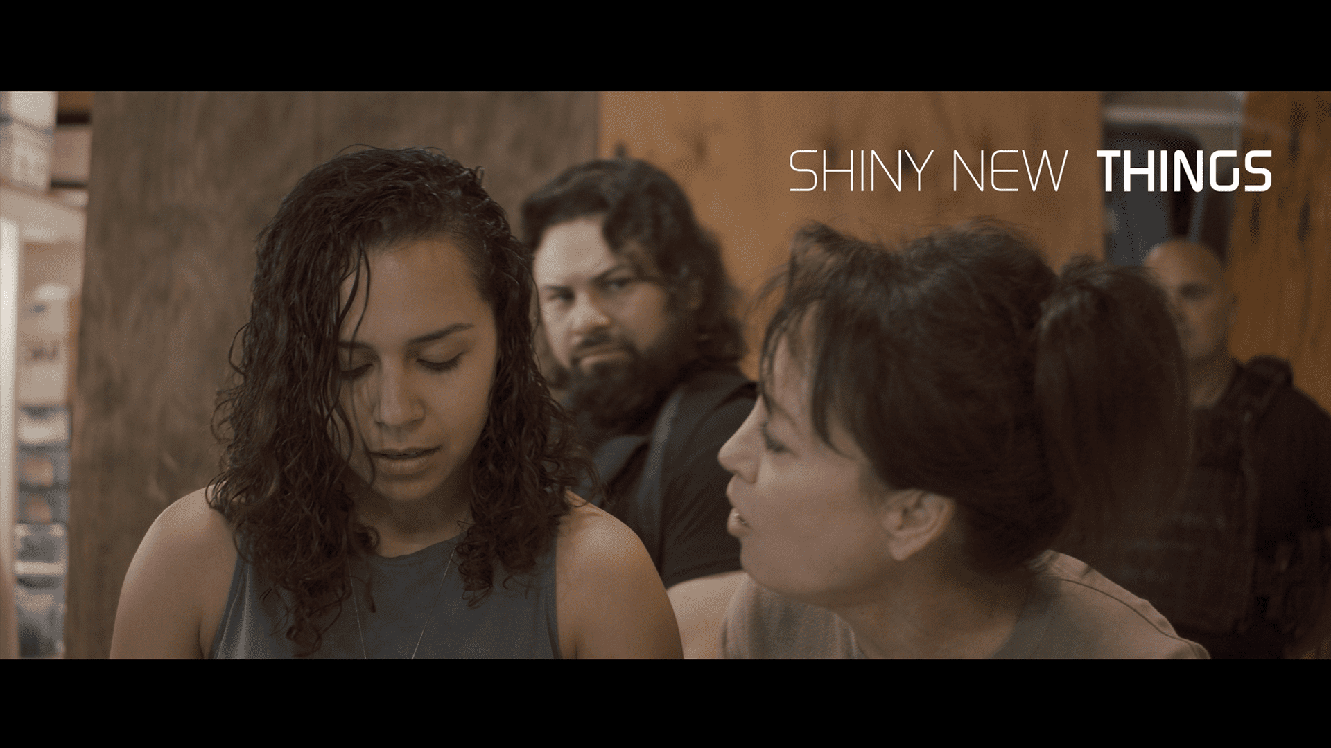 Shiny New Things Ep. 2 Work