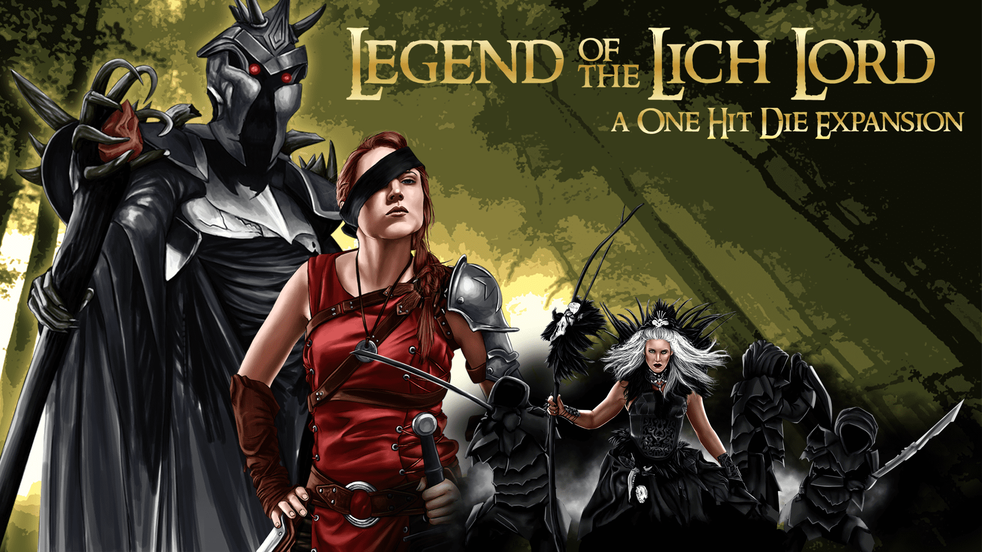One Hit Die Season 2 Legend of the Lich Lord