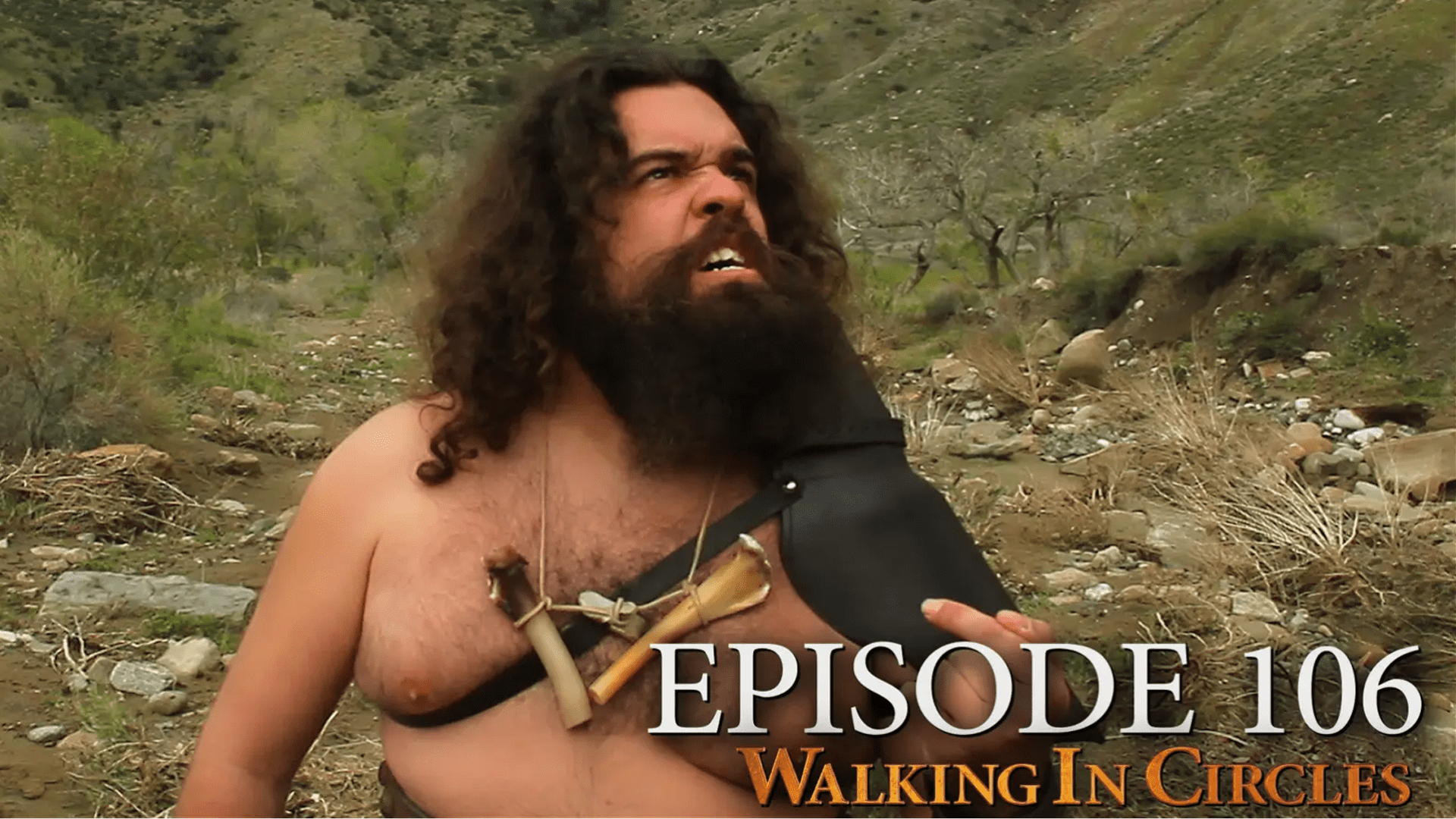 Walking In Circles S1E6: Horace