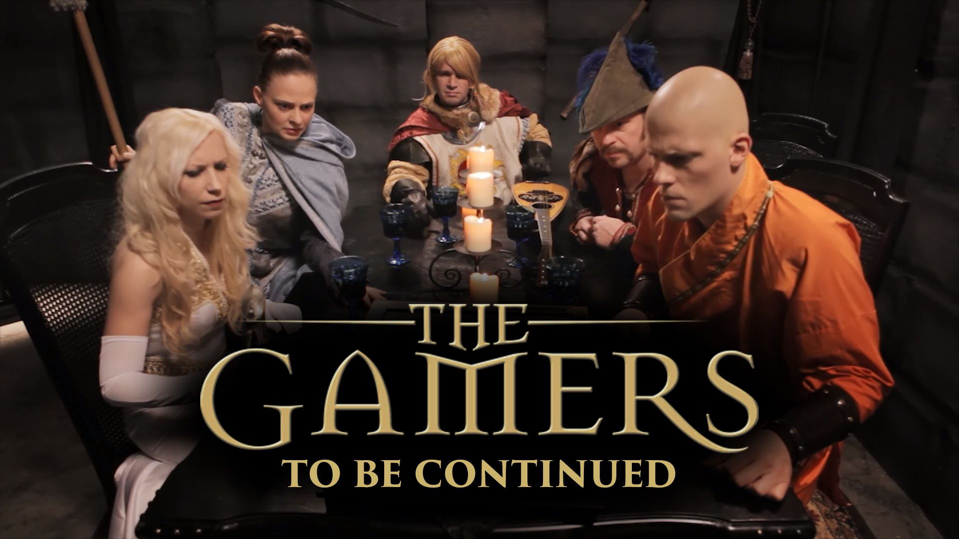 The Gamers To Be Continued