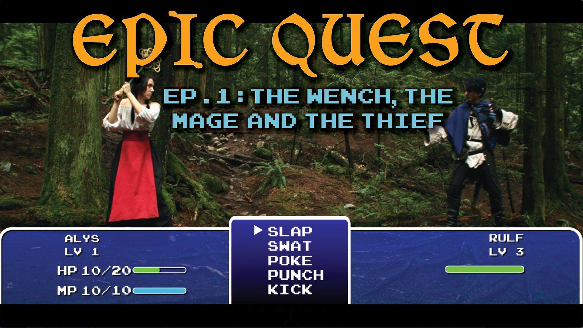 Epic Quest Episode 1